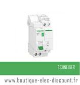 Combiné Disjoncteur + Télérupteur Resi9 XP TL 1P+N 10A Courbe C Réf R9ECL610 Schneider