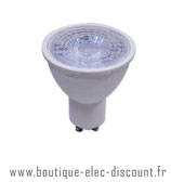 Led GU10 Dimmable - 7W=50W - 3000K - 38°