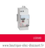 Int.dif. 63A 30mA AC Réf 411650 Legrand