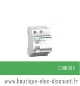 Int. diff. 63A 30mA A IDClicXE Réf 16156 Schneider