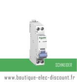 Disjoncteur 20A avec vis Réf 20727 Schneider