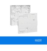 Bloc de commande Hager prof. 45mm - Réf GA01E