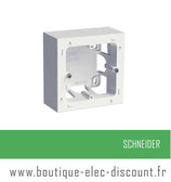 Boîte pour montage en saillie 1 poste réf S520762