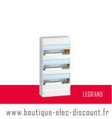 Coffret DRIVIA 13M 3R Legrand Réf 401213