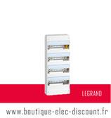 Coffret DRIVIA 13M 4R Legrand Réf 401214