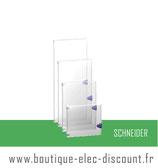 Porte transp RESI9 13M 2R Réf R9H13426 Schneider