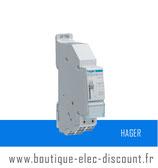 Télérupteur 1F 230V Réf EPS510B Hager