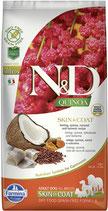 N&D Hundefutter mit Quinoa Skin & Coat