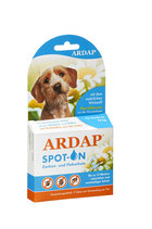 ARDAP SPOT-ON - Zeckenschutz Ampullen für Hunde