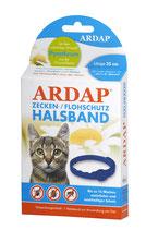 ARDAP Zecken- & Flohschutzhalsband  für Katzen
