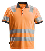 2730  AllroundWork, High-Vis Polo Shirt, Klasse 2
