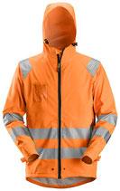 8233  High-Vis PU Regen-Arbeitsjacke, Klasse 3