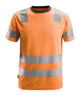 2530  AllroundWork, High-Vis T-Shirt, Klasse 2