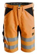 6132  LiteWork High-Vis Shorts+, Klasse 1