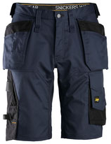 6151 AllroundWork, Stretch Loose Fit Work Shorts Holster Pockets