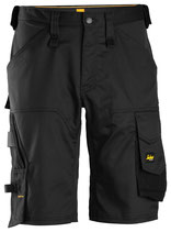 6153 AllroundWork, Stretch Loose Fit Work Shorts