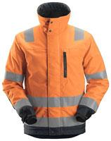 1130 AllroundWork, High-Vis 37.5® isolierende Arbeitsjacke, Klasse 3