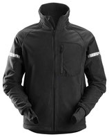 8005  AllroundWork Winddichte Fleece Arbeitsjacke