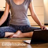 Einzelkarte für einen Yogakurs im Studio oder Online