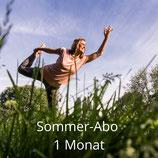 Sommer-Abo für einen Monat
