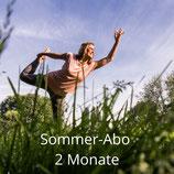 Sommer-Abo für zwei Monate