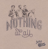 "Single 'Nothing At All' - 7"" Vinyl"