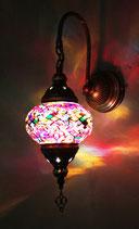 Wandlampe (Glasgröße NO. 2 oder 3)