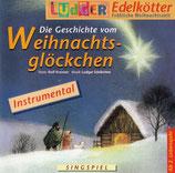 Die Geschichte vom Weihnachtsglöckchen (CD Instrumental)