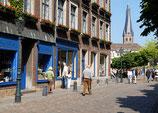 De oude binnenstad van Düsseldorf - Rondleiding