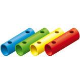 Tube 15 cm 180° (4 Screw Holes)