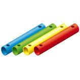 Tube 35 cm 90° (4 Screw Holes)
