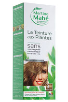 Hair colouring with plant extract Golden Blond No9