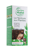 Hair colouring with plant extract Golden chestnut No3