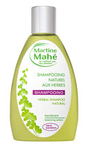 Natural Herbal Shampoo - Recommended for frequent washing