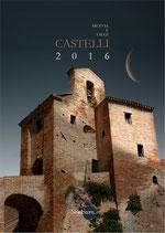 """Kunstkalender Italien 2016 """"Arcevia e i suoi castelli"""", DIN A3 Hochformat"""
