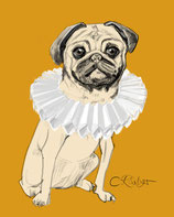Mops-Poster