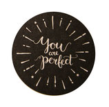 "Sticker ""You are perfect"" 10 Stk."