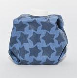 Sterne marine auf dunkelblau