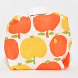 Äpfel gelb/orange