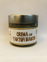 Crema di tartufo bianchetto Puro 100%