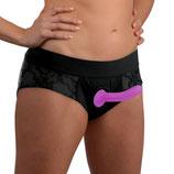 Panty-Harness mit Dildo