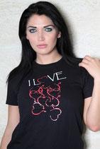 T-Shirt weiß GB