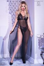 Gown CR4377 schwarz