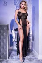 Gown CR4371 schwarz