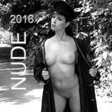Kalender Nude 2016 b/w