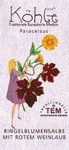 Ringelblumen/Rotes Weinlaubsalbe