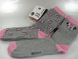 Disney Minnie Mouse Damen Socken  2Paar