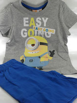 Disney Minions Despicable me Jungen Shorty Set