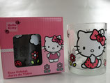 SCHNAEPPCHEN AKTION Hello Kitty Kinder Glas Tasse