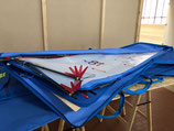 SACCA PORTA VELE 10RATER  5 GIOCHI - TRADITIONAL 5 RIGS 10RATER  SAILS BAG